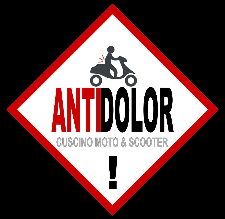 Cuscino moto e scooter | Anti Dolor | sostegno per schiena